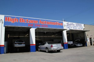 Cadillac Independent Auto Body Shop in Northridge, CA