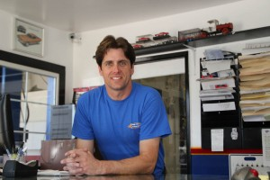 Charles Thomas, Owner of High Octane Automotive in Northridge, CA