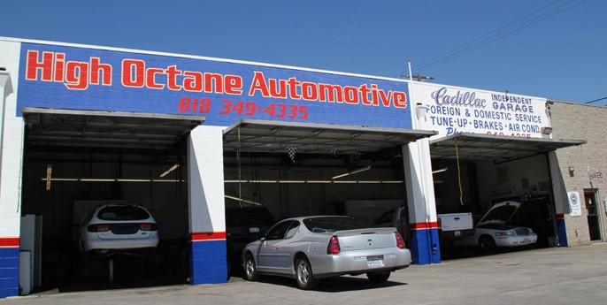 Welcome to High Octane Automotive!