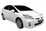 bigstock_White_Hybrid_Car_6265073
